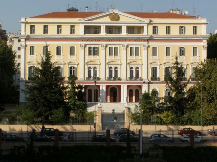Σύσκεψη Θ. Καράογλου, Α. Γεωργιάδη και κ. Φραγκογιάννη με τα Επιμελητήρια της Βόρειας Ελλάδας
