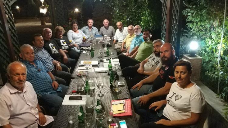 Εκλεκτούς επισκέπτες του απόδημου Ελληνισμού από τον Καναδά φιλοξένησε η Εύξεινος Λέσχη Βέροιας