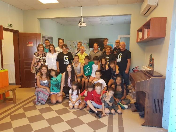Επίσκεψη Φορέων από το Τορόντο στις Δομές της Πρωτοβουλίας για το Παιδί