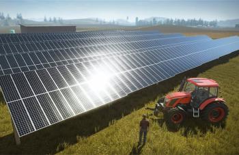 Γεωτεχνικοί : Βάλτε πλαφόν στα χωράφια για... εγκατάσταση φωτοβολταϊκών!