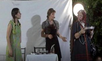 «Η κυρά Μαριγούλου και ο Πρίγκιψ, το κερί της μαμής, τα κορίτσια της Μαργιορίτσας και ο Τελάλης» στην Πλατεία Φυτειάς
