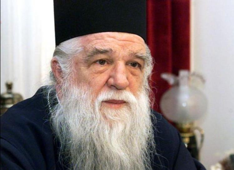 Αμβρόσιος : «Δέχθηκα διώξεις από τους ομοφυλόφιλους, τους άθεους και τους μάγους του ΣΥΡΙΖΑ»…