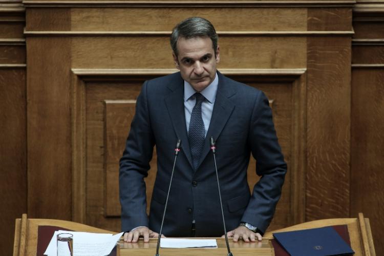 Την πλήρη άρση των capital controls ανακοίνωσε από το βήμα της Βουλής ο πρωθυπουργός Κυριάκος Μητσοτάκης