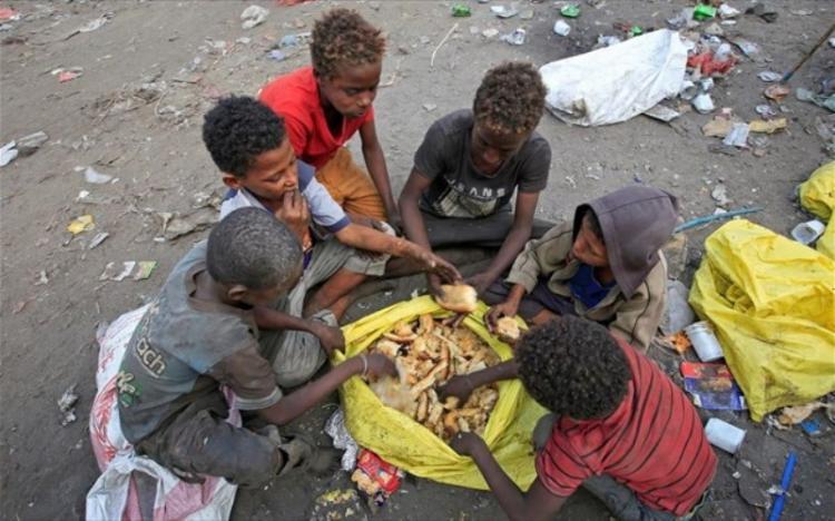 Σε άνοδο η πείνα παγκοσμίως