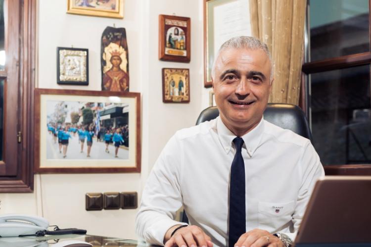 Συγχαρητήριο Λάζαρου Τσαβδαρίδη στους επιτυχόντες των Πανελληνίων Εξετάσεων