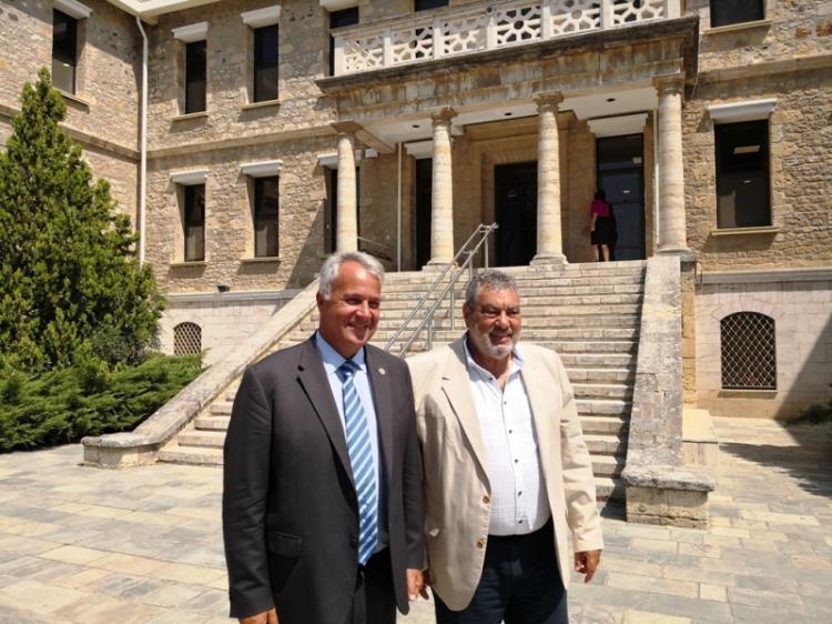 Ο ΥπΑΑΤ, Μ. Βορίδης στη Θεσσαλονίκη:  «Είμαστε στο πλευρό του αγροδιατροφικού κλάδου»