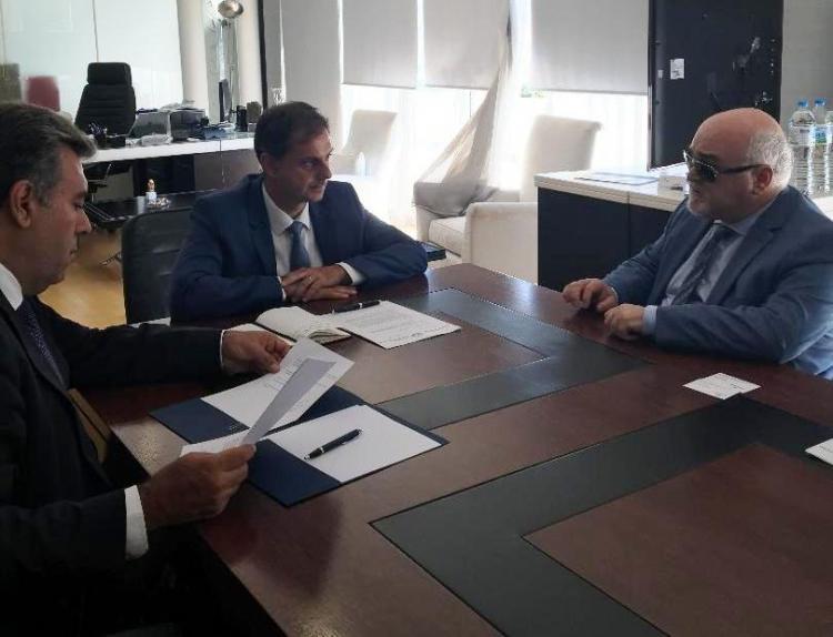 Υπουργείο Τουρισμού : Συνάντηση για την πρόσβαση των ΑμεΑ στον τουρισμό