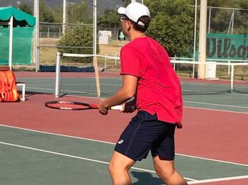 Ολοκληρώνεται σήμερα το Πανελλαδικό Πρωτάθλημα τένις για Αγόρια και Κορίτσια κάτω των 18 ετών