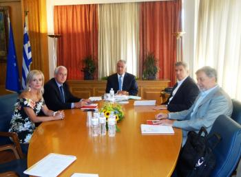 Μ. Βορίδης στη συνάντηση με τον ΣΕΒΕΚ : «Οι έλεγχοι του ΕΦΕΤ θα πατάξουν φαινόμενα αθέμιτου ανταγωνισμού»