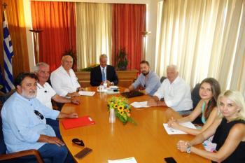 Μ. Βορίδης σε εκπροσώπους της ΕΔΟΚ:  «Δίνουμε χώρο σε όσους έχουν πρωτογενές συμφέρον με το κρέας»