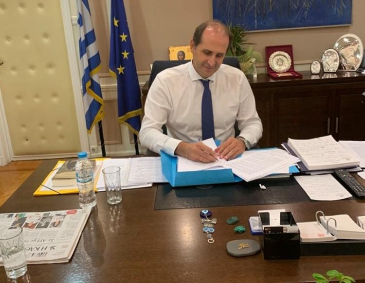 Βεσυρόπουλος για το ξεμπλοκάρισμα της επένδυσης στο «Ελληνικό» : «Η χώρα προχωρά μπροστά με σταθερά βήματα και αποφασιστικότητα»