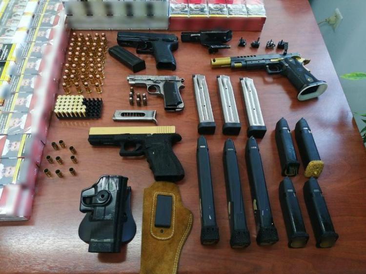 Συνελήφθη 29χρονος στην Ημαθία για παράνομη οπλοκατοχή