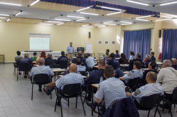 Ενημερωτικές επισκέψεις ψυχολόγων της Ελληνικής Αστυνομίας σε αστυνομικές Υπηρεσίες της Κ.Μακεδονίας