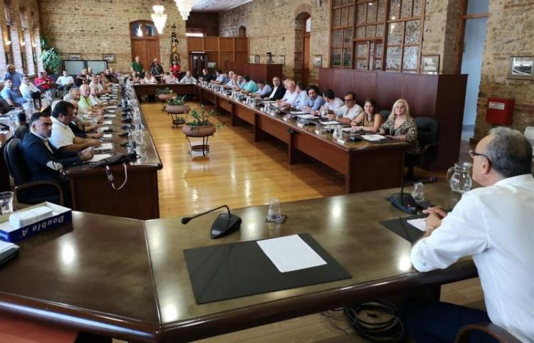 Δήμος Βέροιας : Και εγένετο συνεργασία μεταξύ των παρατάξεων Βοργιαζίδη και Μπατσαρά -Πρόεδρος του Δ.Σ. ο Α.Λαζαρίδης