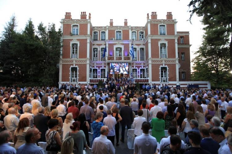 Α. Τζιτζικώστας από την ορκωμοσία του νέου Π.Σ.: «Χτίζουμε τη Μακεδονία του 2030 – Ενώνουμε τους Μακεδόνες κάτω από ένα κοινό όραμα»