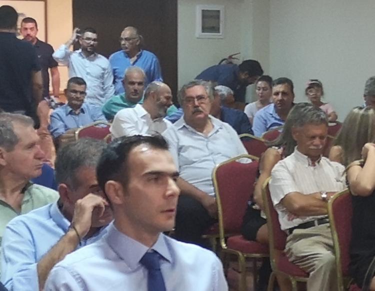 Σε παράταξη...Μακεδονικής Φάλαγγας ο Α.Καγκελίδης στην εκδήλωση της ΝΟΔΕ. Έρχονται συλλαλητήρια για το σκοπιανό