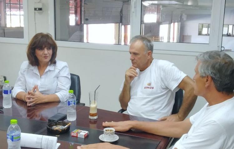 Φρόσω Καρασαρλίδου:  «Να στηριχθεί άμεσα το εισόδημα των παραγωγών»