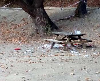 Έχει δίκαιο ο Βασίλης Παπαδόπουλος: Η καθαριότητα είναι υπόθεση όλων μας!