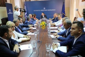 Ο Κώστας Καλαϊτζίδης εκ νέου αντιπεριφερειάρχης Ημαθίας