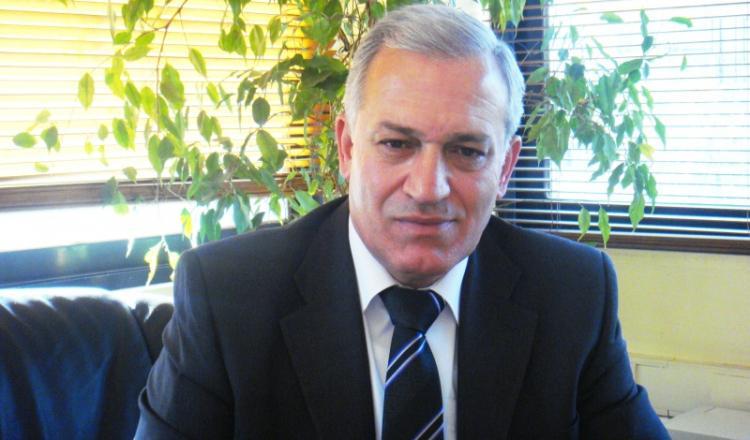 Υποψήφιος πρόεδρος για την ΚΕΔΕ ο Λάζαρος Κυρίζογλου