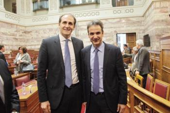 Απόστολος Βεσυρόπουλος : «Θα είμαστε αμείλικτοι σε όλες τις πράξεις βίας, εναντίον υπαλλήλων της ΑΑΔΕ»!