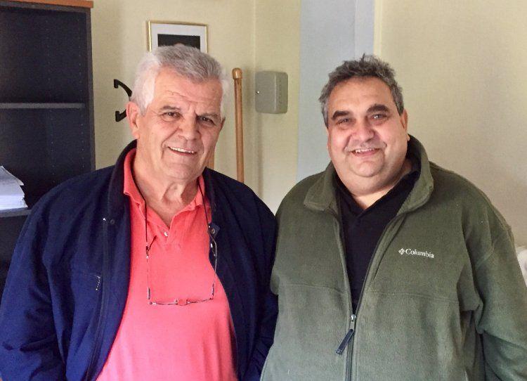 Συνάντηση Μαυρογιώργου-Μάντσιου για την ανάπτυξη του ιατρικού συνεδριακού τουρισμού στην Ημαθία