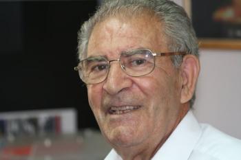 Έφυγε ,στα 89 του, ο Ορέστης Σιδηρόπουλος