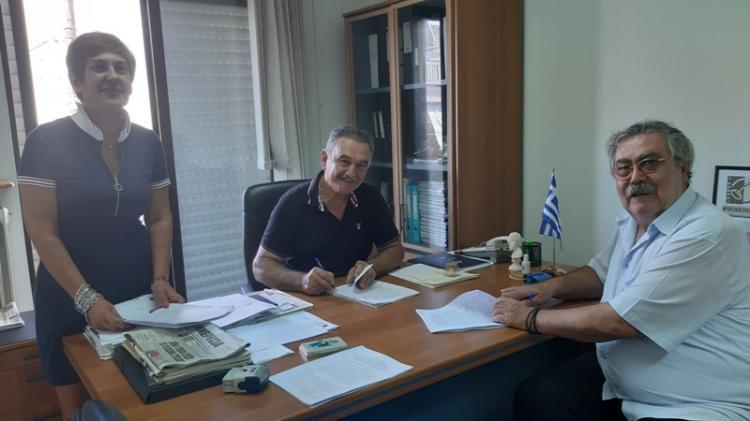 Δύο χρηματοδοτήσεις LEADER υπέγραψε η ΑΝΗΜΑ Α.Ε.