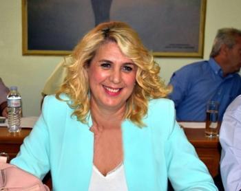 Η Όλγα Μοσχοπούλου νέα πρόεδρος του Δημοτικού Συμβουλίου Αλεξάνδρειας