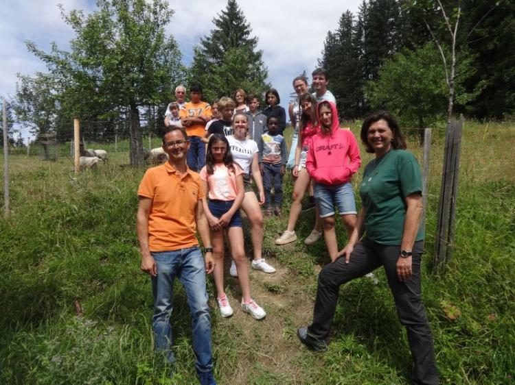 Ανταλλαγή και φιλοξενία παιδιών μεταξύ Πρωτοβουλίας για το Παιδί και Caritas/Irschenberg/ München