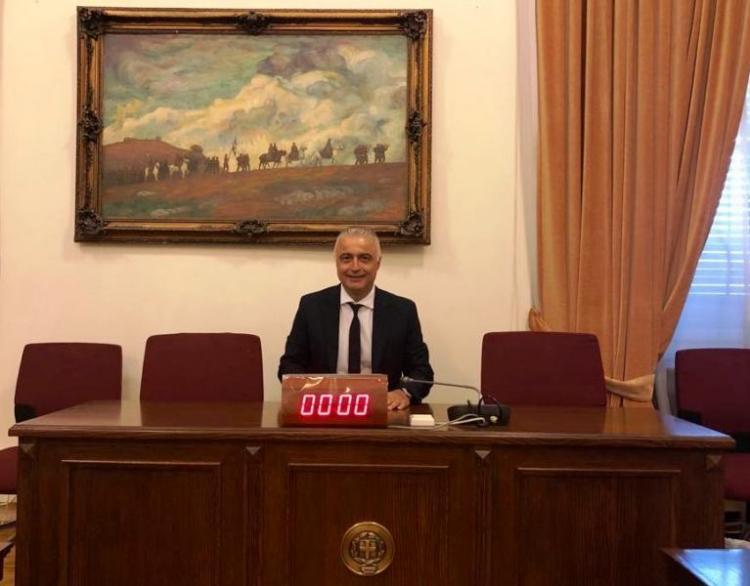 Ο Λ.Τσαβδαρίδης Πρόεδρος της Επιτροπής Απολογισμού, Ισολογισμού και Ελέγχου και Εκτέλεσης του Προϋπολογισμού του Κράτους