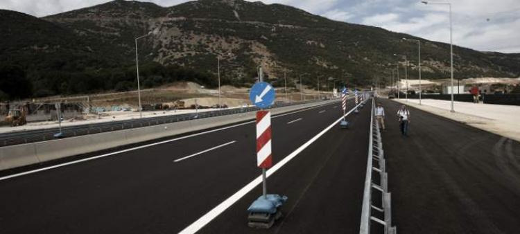 Προσωρινές ρυθμίσεις κυκλοφορίας στην Εγνατία Οδό