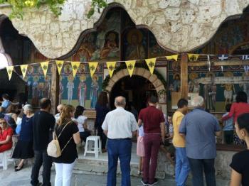 Ιερόσυλοι έκλεψαν το Μοναστήρι του Τιμίου Προδρόμου Σκήτης Βεροίας!