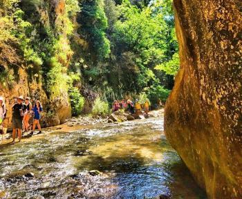 Νέα εκδρομή στο Φαράγγι της Κράστας την Κυριακή 15 Σεπτεμβρίου 2019