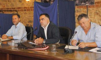 Την Δευτέρα 16 Σεπτεμβρίου, το πρώτο, τακτικό, Δ.Σ. Βέροιας.Ορίζονται τα μέλη των νομικών προσώπων του δήμου.