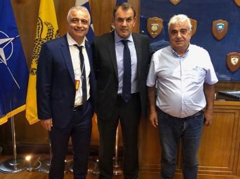 Δωρεάν μετακίνηση της Β' Μοίρας Καταδρομών με τα Αστικά Νάουσας ζήτησε ο Λ. Τσαβδαρίδης