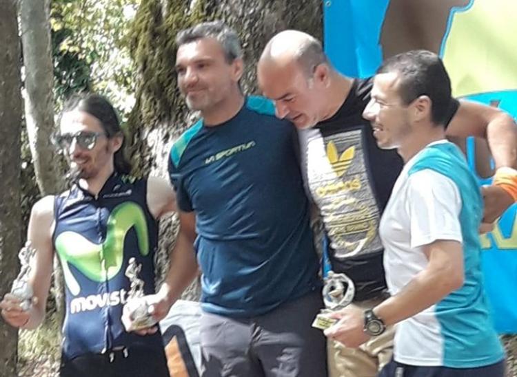 Τα αποτελέσματα του Σ.Δ. Βέροιας από τα 24,8km του Ορεινού αγώνα - 2o Naousa Vermio trail