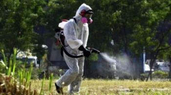 Επαναληπτικός ψεκασμός ULV σήμερα το βράδυ στον οικισμό Μέσης για την αντιμετώπιση των ακμαίων κουνουπιών