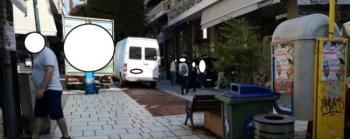 Προσδοκούμε για μέρα χωρίς αυτοκίνητο και στους...πεζοδρόμους της πόλης!