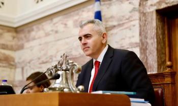 Τροπολογία αναστολής δημοπρασιών στις υπό εκκαθάριση Ενώσεις ζητά ο Μ.Χαρακόπουλος από τον Υπ. Αγροτικής Ανάπτυξης