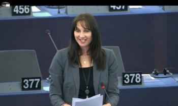 Ε.Κουντουρά : «Η αντιμετώπιση του καρκίνου του μαστού επιβάλλεται να μπει ψηλά στην ευρωπαϊκή ατζέντα για την υγεία»