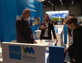"""Η Περιφέρεια Κεντρικής Μακεδονίας στη διεθνή τουριστική έκθεση """"Inwetex-Cis Travel Market"""" στην Αγία Πετρούπολη"""