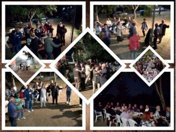 Με επιτυχία το Αποχαιρετιστήριο Γλέντι του Πολιτιστικού Συλλόγου Κουμαριάς «Η ΝΤΟΛΙΑΝΗ»