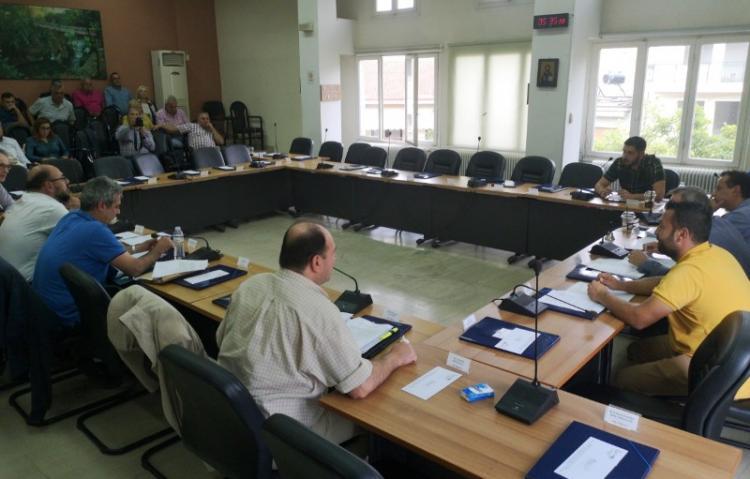 Σημαντική απόφαση της οικονομικής επιτροπής του Δ.Νάουσας. Συμβιβασμός με την κινέζικη εταιρεία φωτοβολταϊκών