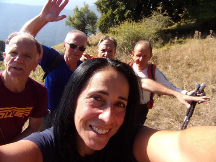 ΠΙΕΡΙΑ, Άνω Μηλιά  -  5 πύργοι 1712 μέτρα, Κυριακή  22 Σεπτεμβρίου 2019, με τους ορειβάτες Βέροιας