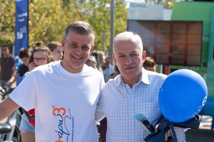 4.000 επισκέπτες στη μεγάλη γιορτή της ηλεκτροκίνησης «Voltάρω 3» που διοργάνωσε η ΠΚΜ στην παραλία Θεσσαλονίκης