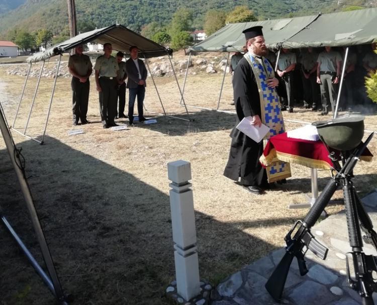 Στο ετήσιο Μνημόσυνο Εν Ειρήνη Πεσόντων Καταδρομέων της Β΄ Μοίρας Καταδρομών ο Δήμαρχος Νάουσας Ν.Καρανικόλας