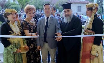 Νικόλας Καρανικόλας : «Με το Κέντρο Πληροφόρησης δημιουργήσαμε τον...οικοδεσπότη των επισκεπτών»