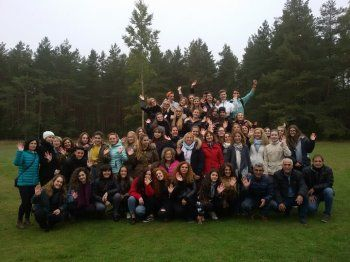 Επίσκεψη μαθητών και καθηγητών του 3ου ΓΕΛ Βέροιας στη Λετονία