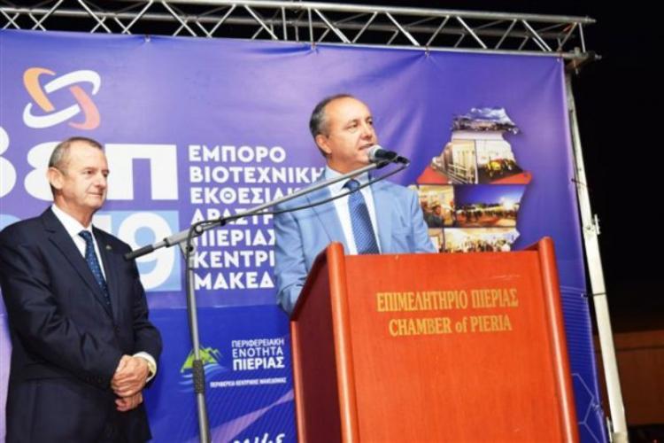 Θ. Καράογλου : «Επένδυση ζωτικής σημασίας η στήριξη της επιχειρηματικότητας»